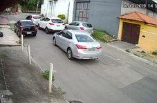 زورگیری و سرقت خودرو توسط سارقی تک پا
