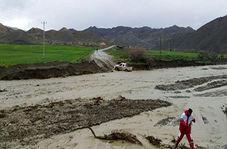 آخرین اخبار از وضعیت سیلزدگان در خراسان شمالی+ فیلم