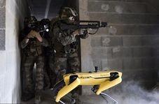 ارتش سگهای رباتی در چین!