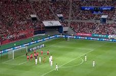 دقایق دیدنی تساوی ۱-۱ ایران و کرهجنوبی