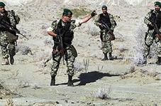 تمرینات طاقتفرسای تکاوران ارتش + فیلم