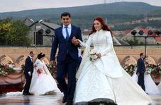 عروسیای که در کتاب رکوردها ثبت شد