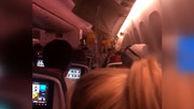 مجروح شدن مسافران در تکان شدید هواپیمای کانادایی