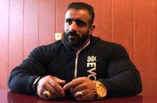 قهرمان بدنسازی ایران: مردم ورزش ما را بیفرهنگ میدانند