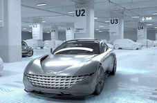 پارکینگ عجیب خودروهای نسل جدید هیوندای + فیلم