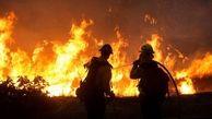 آتشسوزی در بیمارستان بیماران کرونایی در هند