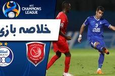 خلاصه بازی الدحیل 4 - استقلال 3