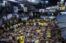 قتلگاهی به نام زندان/ مرگ زندانیها به خاطر کمبود جا + فیلم