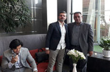 ایتالیایی حرفزدن خبرنگار صداوسیما با سرمربی جدید استقلال هم سوژه شد!
