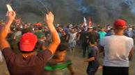 شهادت سه فلسطینی در راهپیمایی بزرگ بازگشت در غزه!