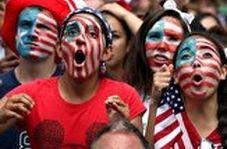 ابراز علاقه جالب مردم آمریکا به سردار سلیمانی