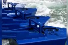 روشی حرفهای برای تولید برق از امواج دریا