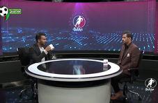 ارتباط زنده با سعید فتاحی در ورزشگاه بدون برق انقلاب کرج