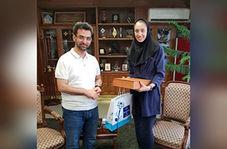 سوال چالشی رضا رشیدپور از وزیر ارتباطات درباره تقدیر از کیمیا علیزاده!