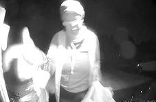 سرقت از پیرزن ۶۹ ساله قبل از ورود به منزل