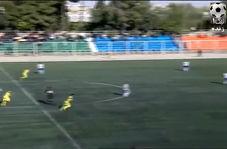 خلاصه بازی فجر سپاسی 4 - 0 ملوان (لیگ دسته یک)