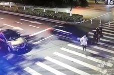 صحنه ای وحشتناکی که راننده خاطی در خیابان رقم زد