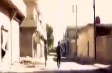 تصاویری دیده نشده از نبرد شیرمردان ایرانی در خانطومان + فیلم