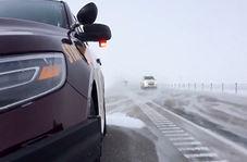 رانندگی در سرمای تاریخی ایالت مینه سوتا