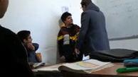 تنبیه ناشایست دانشآموز بوشهری که سوژه پر واکنش شبکههای اجتماعی شد