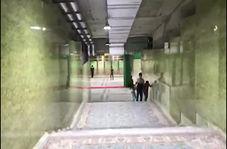 افتتاح تونل زیر «باب الشهداء» در حرم مطهر امام حسین(ع)!