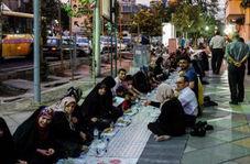 دورهمیهای بعد از افطار پایتخت نشینان