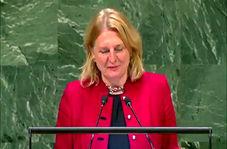 سخنرانی وزیر خارجه اتریش در سازمان ملل به «زبان عربی»!