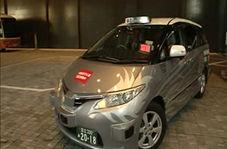 استفاده از تاکسیهای خودران در المپیک ژاپن!