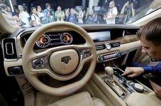 اسرار داخل خودروی پوتین را از لنز دوربین مشاهده کنید