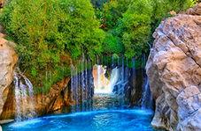 آبشاری در ایران که قاتل ملخهای مهاجم است