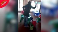 رفتار غیرانسانی پرستار با دختر خردسال