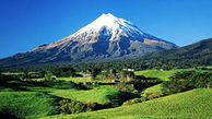زیبایی منحصربه فرد بلندترین قله آتشفشانی آسیا که در ایران قرار دارد + فیلم