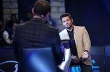 """در آوردن ادای """"محمدرضا گلزار"""" و برنامهاش در تلویزیون"""