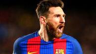 گل استثنایی لیونل مسی به لیورپول به عنوان بهترین گل فصل یوفا انتخاب شد