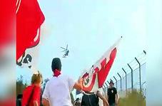 اعتراض ایتالیاییها در مقابل پایگاه نظامی آمریکا در کشورشان