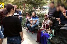 توریست های آفریقایی، در چین تبدیل به جاذبه توریستی شدند! +فیلم