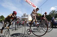 فیلمی نایاب از مسابقات جهانی دوچرخه سواری سال ۱۹۲۸