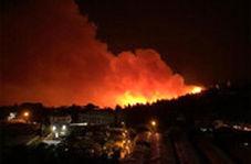 ضجههای خبرنگار زن لبنانی برای کمک به محاصرهشدگان آتش