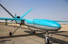 رونمایی از پرنده بدون سرنشین ایرانی که حافظ امنیت دریاهاست
