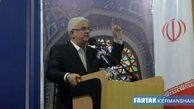 صحبت های بی پرده غلامرضا امیری رییس شورای شهر در مراسم معارفه شهردار کرمانشاه