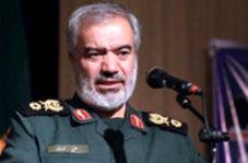 سردار فدوی: آمریکاییها جرأت شلیک یک تیر هم به سمت ایران ندارند