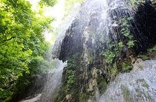 آبشار رویایی و دوستداشتنی پیرغار در گالیکش