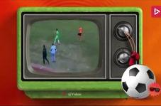 ویدیو چک و بررسی کارت قرمز در بازی خیبرخرم آباد و مس شهر بابک