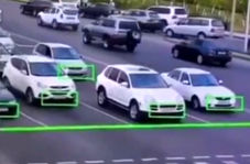 روش جالب راهنمایی و رانندگی برای جریمه خودروها