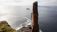 خردسالترین صخره نورد دنیا برای بیماران سرطانی پول جمع کرد