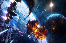 کشیده شدن جنگ سرد روسیه و چین با آمریکا به فضا