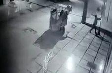 سرقت تیر چراغ برق در اهواز!
