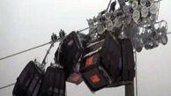 اتفاق هولناک در تله کابین اسکی اتریش