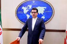 سخنگوی وزارت خارجه: روی کمک آمریکاییها برای کرونا حساب نمیکنیم