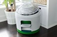 ماشین شستشوی قابل حمل، بدون نیاز به برق